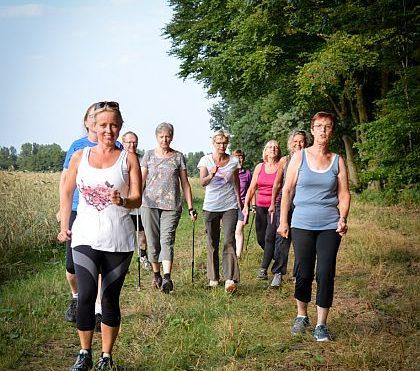 Walking und Nordic Walking im Sommerhalbjahr