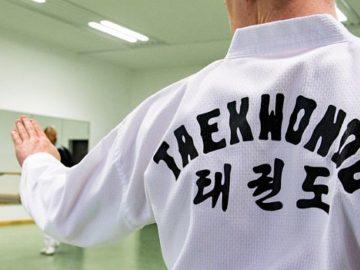 ACHTUNG! Taekwondo geänderte Zeiten